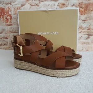 New Michael Kors Darby Sandals